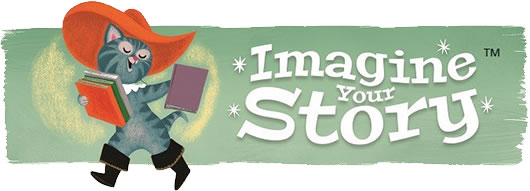 Imagine Your Story Children's Summer Reading Club