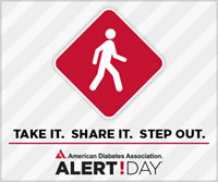 Diabetes Alert Day is Tuesday, March 25, 2014