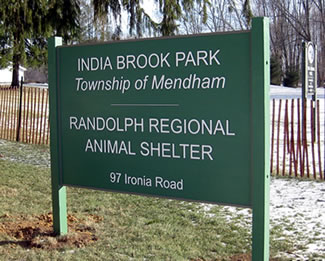 the new Randolph Regional Animal Shelter in Mendham