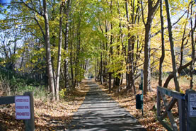 the Randolph Trail System